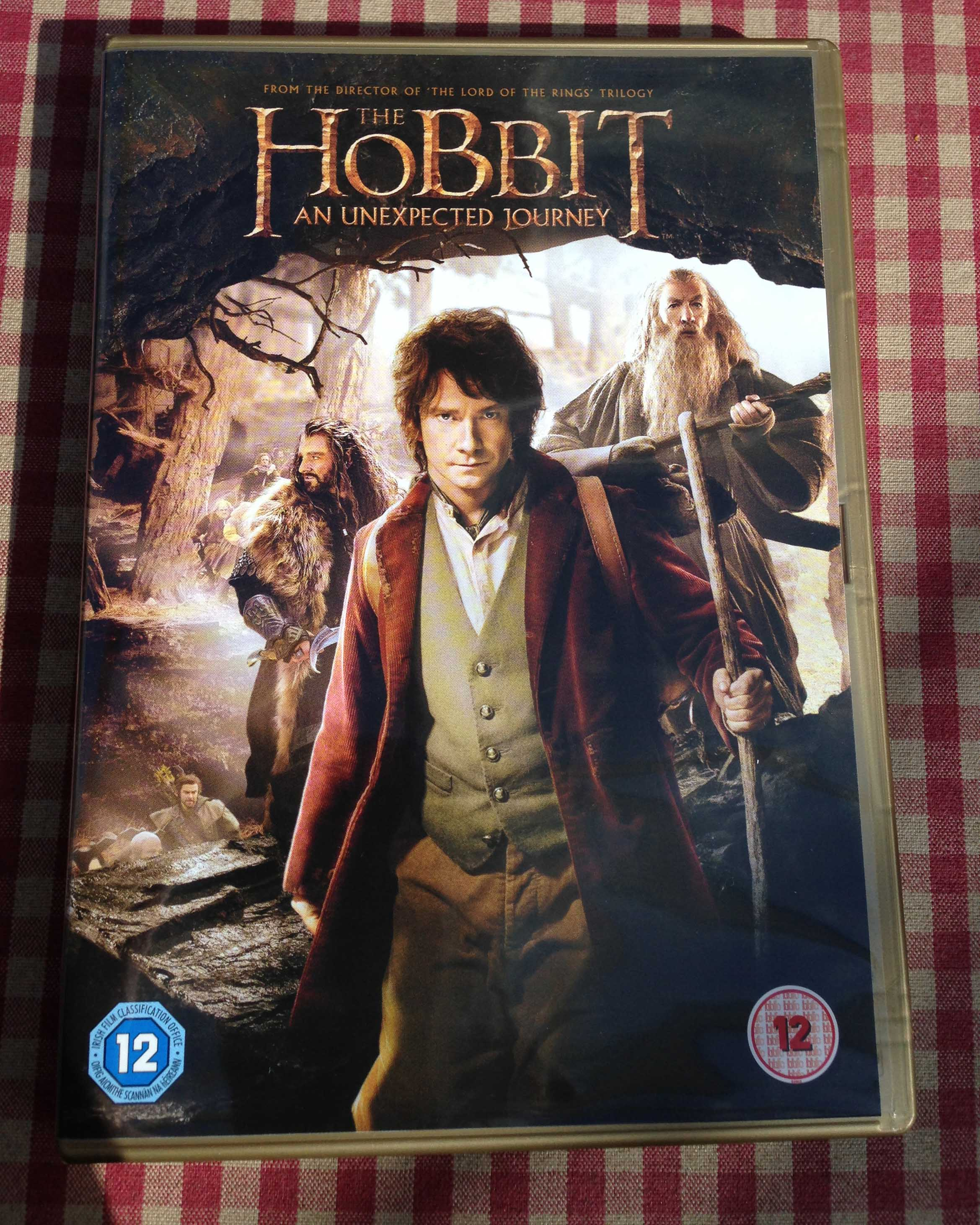 on the hobbit  it s an essay about how you view things can affect how you see things it s written off the back of the recent release of the hobbit