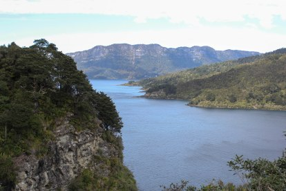 Lake Waikaremoana, Te Urewera National Park