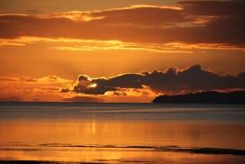 Kawau Bay, May 1st 2014. Looking North East