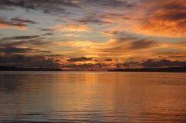 Kawau Bay, May 1st 2014