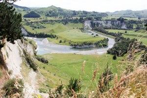 Rangitikei River Valley