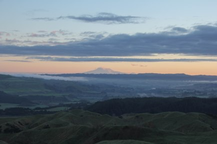 Mt Ruapehu from Stormy Point