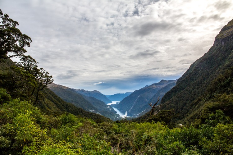 Doubtful Sound Distance