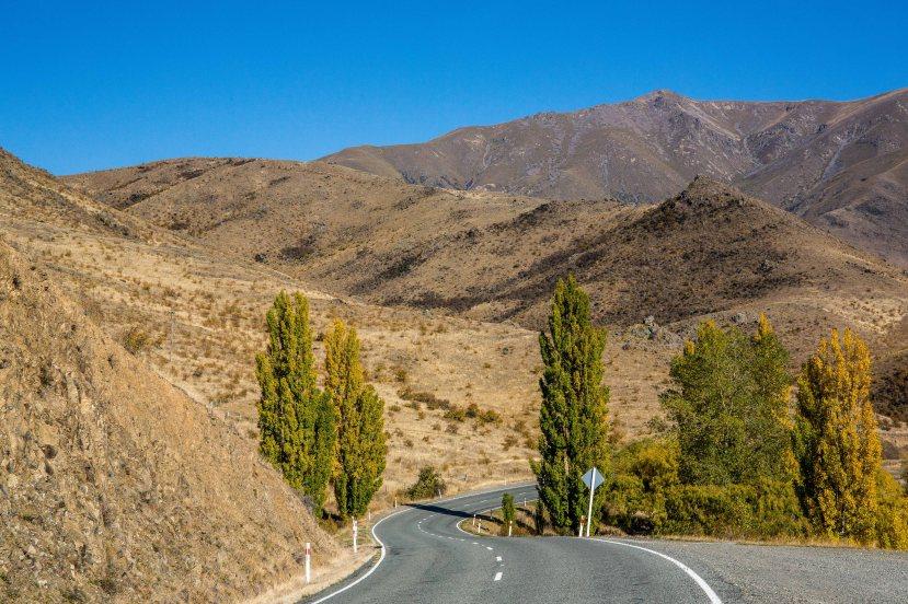 Otematata Road