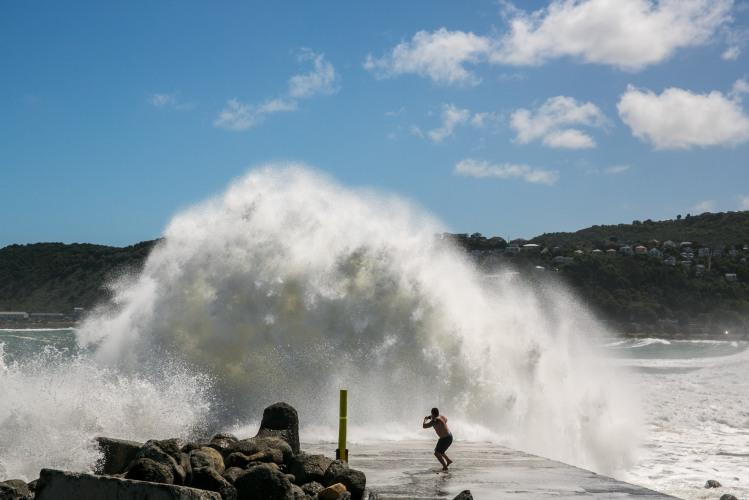 Wave run